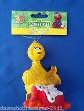 Sesame Street Big Bird Tree Ornament