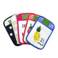 Kate Spade Home Pot Holder Mitt Fruit Tropical Polka Dot Kitchen Hostess Gift