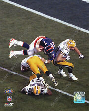 JOHN ELWAY Dive 1997 Denver Broncos Super Bowl 32 Champions 8x10 Photo