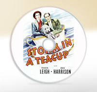 Storm In A Teacup (1937) DVD Classic Comedy Film / Movie Vivien Leigh