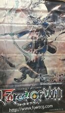 Force of Will FOW TCG Arla, the Hegemon of the Sky ORIGINAL WALL BANNER NEW
