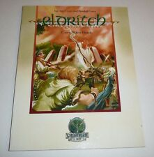 Eldritch Core Rules Book - Rpg Role Playing Game Gaming Goodman Games 2008