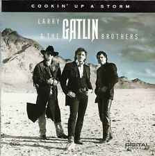 Cookin' Up a Storm by Larry Gatlin & The Gatlin Brothers (CD, 1990, Capitol)