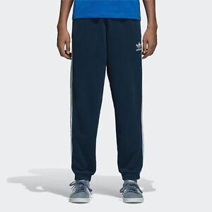 Adidas Originals Men's 3-Stripes Pants Collegiate Navy-White dj2118