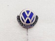 Volkswagen 100000 kilometer Anstecknadel  Abzeichen WKII Qualitat kopie