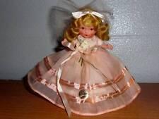 Nancy Ann Storybook Doll ~ #87 Bridesmaid, Jt, Pt, Ms/Mb