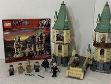 LEGO 4867 Harry Potter Hogwarts Set w/ Instructions + All Minifigures