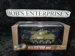 Dragon Armor 1/72 M4A3E8 Sherman Tank 4th Armored Division, Germany 60297 bt-107