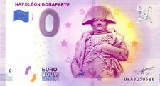 75007 Napoléon Bonaparte 2, 2020, Billet Euro Souvenir