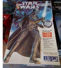 "ERTL STAR WARS DARTH VADER 11.5"" FIGURE SCALE MODEL KIT  NEW"
