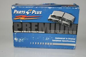 Disc Brake Pad Set-FWD Front Parts Plus by Raybestos PPB356M PGD356M