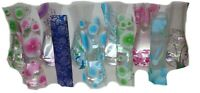 5 Plastic Foldable Flower Vases great for parties, catering! Just as pictured!