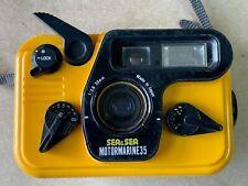 New listing Sea & Sea Motormarine 35 Underwater Camera