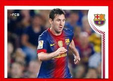 FC BARCELONA 2012-2013 Panini - Figurina-Sticker n. 159 - MESSI 1/2 -New