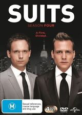 SUITS Series - COMPLETE Season 4 : NEW DVD