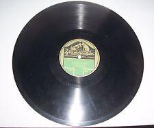 Enrico Caruso Schellackplatte Martha ( Flotow ) / Gli Ugonotti / Hugenotten !