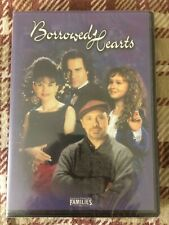 Borrowed Hearts-Roma Downey - DVD (1997) - Feature Films for Families NEW/SEALED