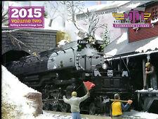 M.T.H. Electric Trains Catalog 2015 Volume Two RailKing Premier EX 071016jhe
