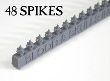 Spikes, Round/Medium/Tall