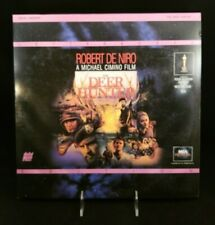 The Deer Hunter (Laserdisc) 1991 - Letterboxed Edtion