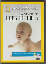 National Geographic: La Ciencia de Los Bebes (DVD) - Savon au Provence promo