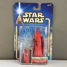 ROYAL GUARD Coruscant Security STAR WARS AOTC Attack of the Clones Saga 2002