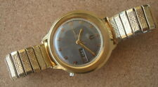 Mint Vintage Bulova Accutron ® Cal. 2182, Unusual Large Case Unusual Gray Dial