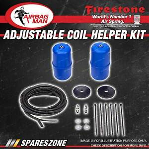 Airbag Man Air Suspension Coil Springs Helper Kit Rear for KIA SORENTO UM MY16