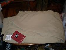 NWT REI Sahara Nylon Lightweight Hiking Travel Pants XXL, 34 length Tan $55