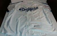 New Jackie Robinson LA Dodgers Jersey Bank of America Promo Stadium Giveaway XL