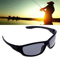 Mens Polarized Sunglasses Driving Cycling Glasses Sports Outdoor Fishing Eyewear