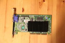 NVIDIA tnt2 m64 Pro Agp 16 MB VGA passivo g4000 pro memoria grafica testato