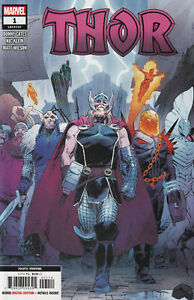 Thor Nr. 1 (2020), 4th Printing Variant Cover, Neuware, new