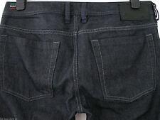 Diesel Indigo, Dark wash Bootcut 32L Jeans for Men