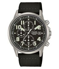 Pulsar Gents Military Watch - PM3175X1 (formally PJN299X1) NEW EXCLUSIVE