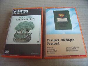 2 x Passport - Garden Of Eden + Doldinger Passport