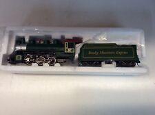 """Bachmann #50440 HO scale """"Smokey Mountain Expres"""" 0-6-0  locomotive Rd. 97"""