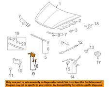 Acura HONDA OEM 04-08 TL Hood-Lock Latch 74120SEPA01