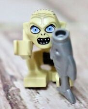 Legos Lord Of The Rings Gollum With Fish Minifigure