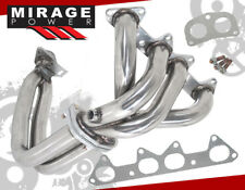 1994-1997 HONDA ACCORD L4 4 CYLINDER 2 PIECE STAINLESS STEEL HEADER F22B/F23A