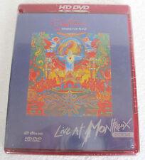 SANTANA Hymns for Peace Live at Montreux 2004 - HD-DVD ORIGINALE NUOVO SIGILLATO