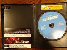 Black Widow - Blu-ray/Digital - Free Ship! - See Discription!