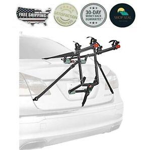Montador De Bicicleta Para Carro Auto Rack Sedan SUV Minivan 2 Bicicletas
