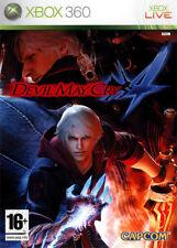 Devil May Cry 4 - Xbox 360 - TBE