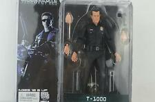 "N NECA Terminator 2 S3 Series 3 T-1000 Galleria Mall 7"" Action Figure New In Box"