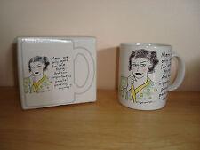 1988 Shoebox Greetings Hallmark 12oz Mug MEN ARE ONLY GOOD FOR ONE THING