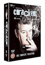 Cracker Complete Collection - DVD