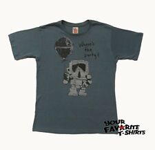 Star Wars Where The Party Stormtrooper Junk Food Vintage Licensed Adult T Shirt