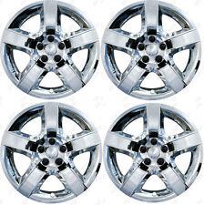 "17"" Chrome BOLT-ON Wheel Covers Hubcaps FITS Pontiac G6 Chevy Malibu"