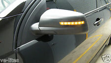 LED mirror covers Phantom Black Commodore VF SS SV6 SSV Caprice HSV GTS Maloo
